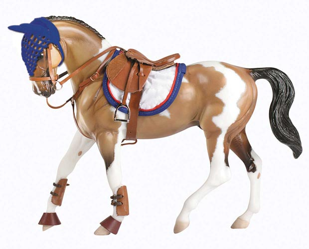 Как сделать амуницию для игрушечной лошади